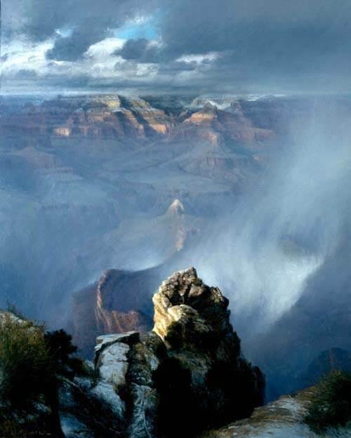 Canyon Sinuosity