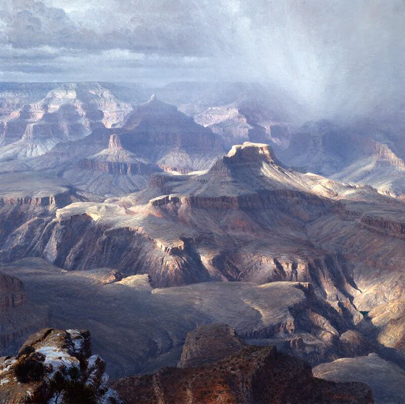 Grand Canyon's Timeless Charm
