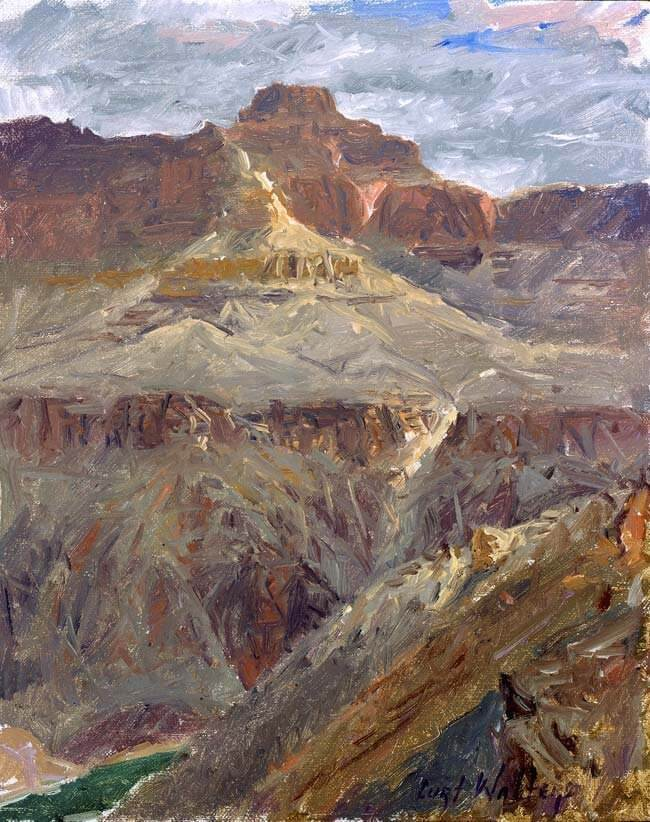 Study of Granite Gorge