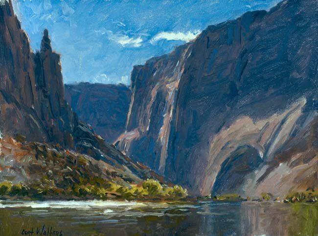 Mile 4 Colorado River