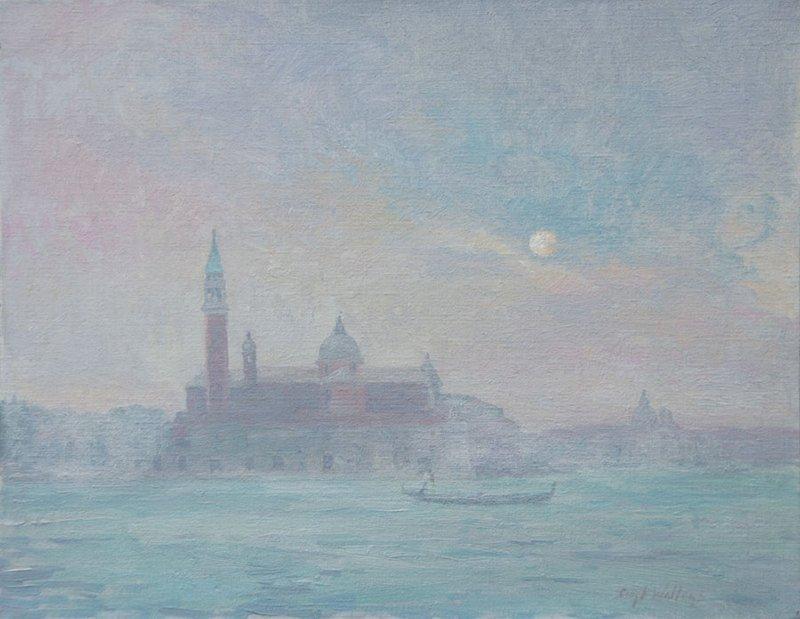 Venice Moonrise