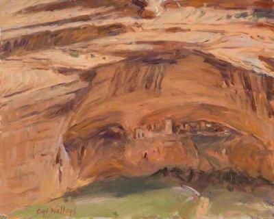 Study: Mummy Cave Ruins
