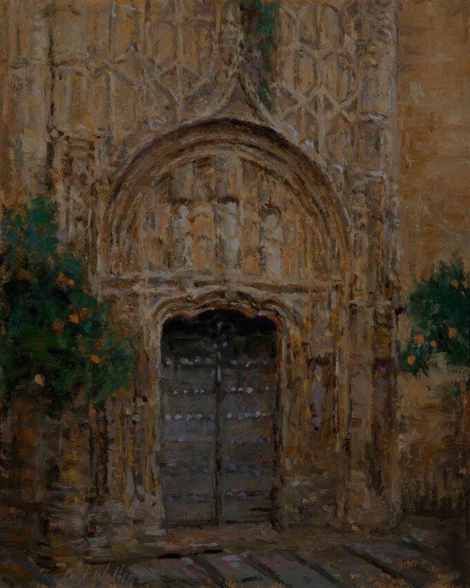 Portada de San Jacinto
