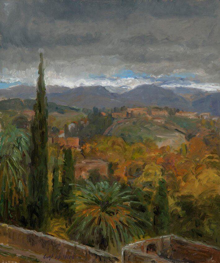 Vista from Alcazaba