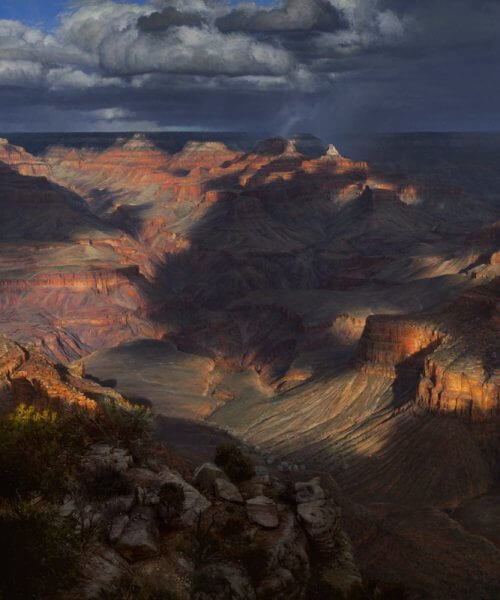Star of the Storm by Curt Walters