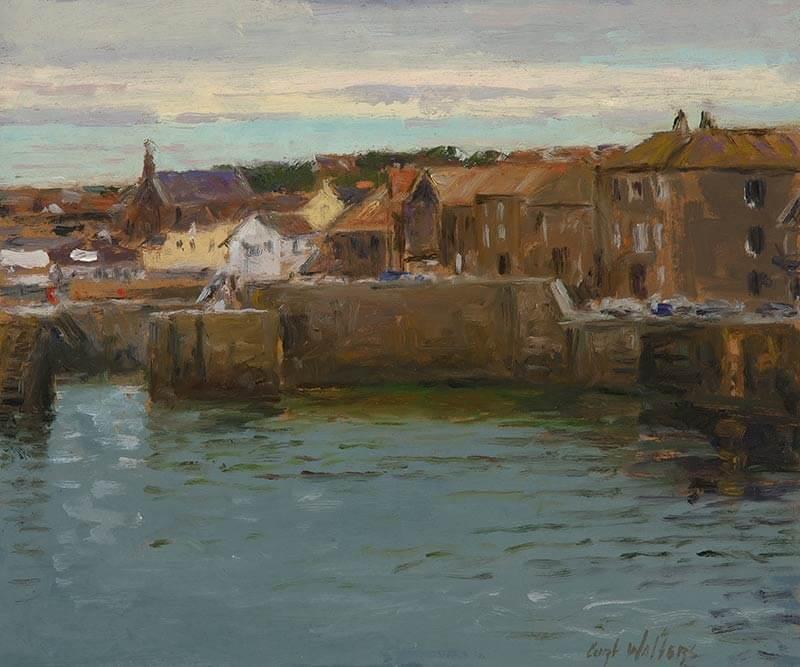 Harbor Walls, Porth Leven