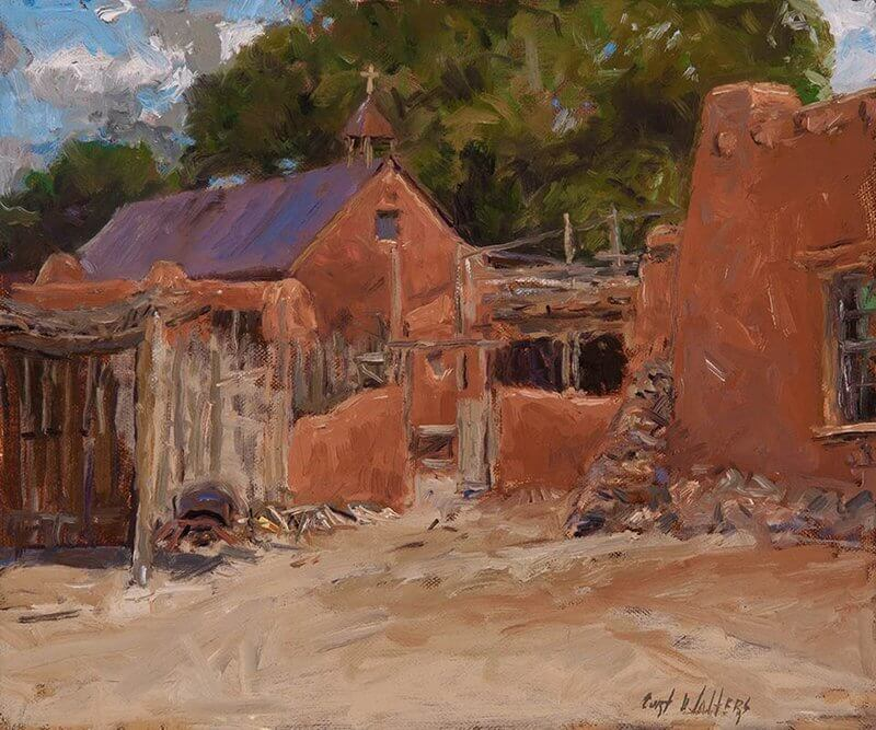 images_paintings_NedraShow2013_the-red-walls-of-las-golondrinas-web-version