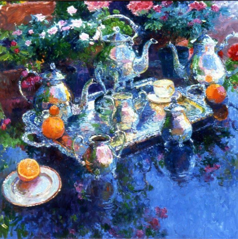 Linda MacAdoo's Tea Service