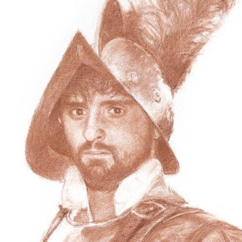 """A Historical Study – """"Lopez de Cardenas"""""""