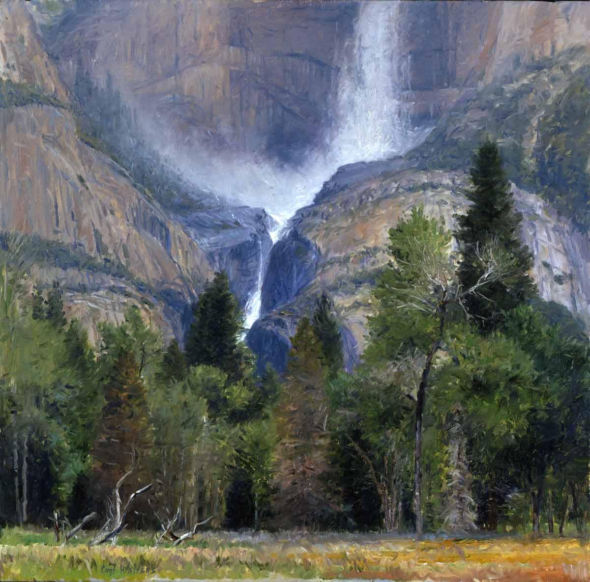 Yosemite Cascade