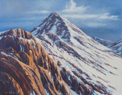Humboldt Peak 22x28 by Curt Walters