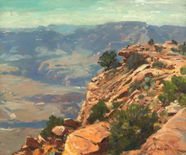 Cedar Ridge by Curt Walters